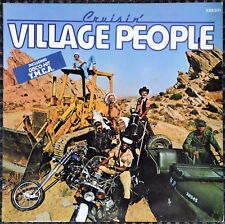 33t Village People - Cruisin' (LP)