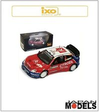 CITROEN XSARA WRC N.2 Rally Turkey 2005 C.Sainz M.Marti Ixo Ram 197 1/43 New