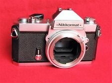 Nikkormat FT3 Body Only, Fully Working, Pretty (Kinda), All New Light Seals