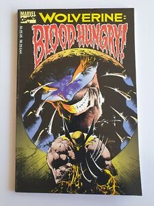 Wolverine Blood Hungry #1 One-Shot - Marvel 1993 - David & Keith - 1st Print
