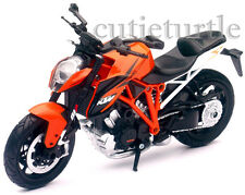 New Ray KTM 1290 Super Duke R Bike Motorcycle 1:12 Diecast Orange 57653