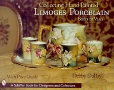 Collecting Hand Painted Limoges Porcelain  - Brand New!