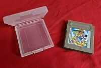 Super Mario Land 2: 6 Golden Coins (Nintendo Game Boy, 1992) w/ Hard Case
