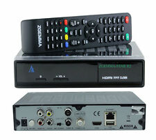 Zgemma Star H2 FullHD Combo Sat-Receiver  DVB-S2 + DVB-C /T2 E2 Linux Smart Box