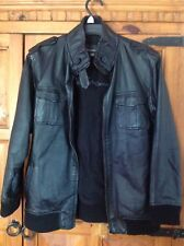 Boys Ben Sherman Genuine leather jacket Age 12-13