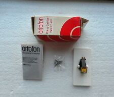 VINTAGE ORTOFON PICK-UP CARTRIDGE VMS 5 E MKII + NEEDLE NOT USED IN THE BOX