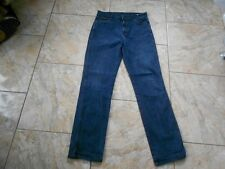 H7773 Wrangler Texas Stretch Jeans W31 L34 Dunkelblau  Sehr gut