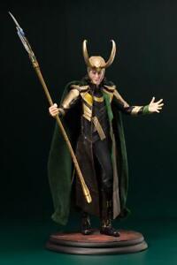 MARVEL UNIVERSE Marvel Avengers Movie Loki Artfx Statue Statue [PRE-ORDER]