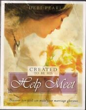 B001SD3RW6 Created To Be His Help Meet: Discover how God can make your marriage