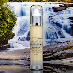 Antioxidant Face Cream Serum Intense Moisturizer CoQ10, Vit C, Hyaluronic Acid