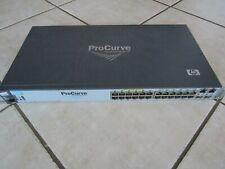 HP ProCurve 2610-24/12PWR  Lan Switch