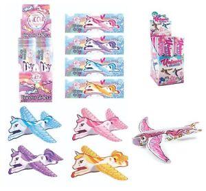 Unicorn Gliders  Unicorn Party Bag  Girls Party Bag