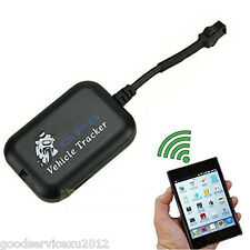 Car Vehicle GPS Mini Network Monitor Tracking GPRS GSM Tracker SMS Real Time
