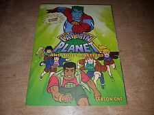 Captain Planet and the Planeteers (DVD, Region 1 - NTSC, 4-Disc Box Set, 2011)