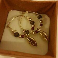 Accessorize Gold Hoop Earrings