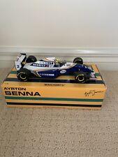 1994 Ayrton Senna 1:18 model car