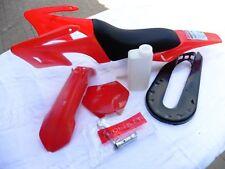 Pocketbike Kinder Crossbike Minibike komplett Verkleidung Kotflügel für 10 Zoll