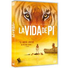 PELICULA DVD LA VIDA DE PI PRECINTADA