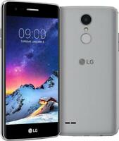 "New LG K8 2017 16GB 5"" Titan 4G Android NFC WIFI GPS Android Unlocked Smartphone"