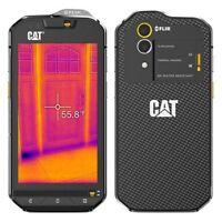 """Caterpillar CAT S60 4.7"""" 13MP 32Gb OctaCore Android 6.0 Dual Sim Nuovo Nero"""