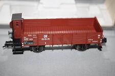 Fleischmann 5709 K 2-Achser offener Güterwagen O DR Spur H0 OVP