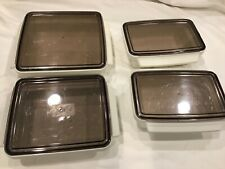 Nordic Ware? Oven & Microwave Safe Cookware w/Covers for Leftovers Litton ?