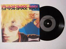 "ADAMSKI - FLASHBACK JACK - 7"" 45 rpm vinyl record"