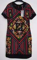 Marks and Spencer Print Shift Dress Sizes 8/10/12  RRP £39.50