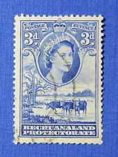 1955 BECHUANALAND PROTECTORATE 3d SCOTT# 157 S.G.# 146 USED              CS20563