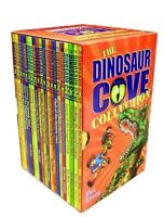 Dinosaur Cove Series Collection Rex Stone 20 Books Set pack bundle NEW (1 to 20)