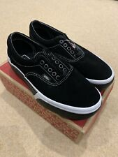 Vans Era Stacked Black/Gum Suede in Uk 7 BRAND NEW AND BOXED