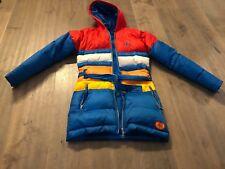 piumino ADIDAS original giacca imbottita donna tg S vintage 844621eb877