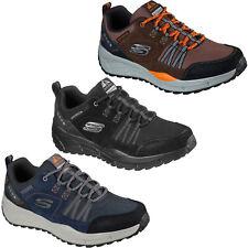 Skechers Senda Zapatillas Hombre Corte Holgado: Equalizador 4.0 Montaña Zapatos