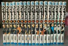 Haikyuu!! Manga in originale giapponese - Haruichi Furudate [ハイキュー!! ]