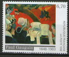 TIMBRE 3207 NEUF XX LUXE - PAUL GAUGUIN - VISION APRES LE SERMON
