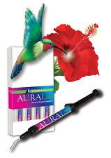 4 Syringes FULL KIT - Denali Pit & Fissure Sealant Natural Translucent + Tips