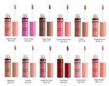 """AUTHENTIC NYX Butter Lip Gloss - CHOOSE COLOR """"US SELLER"""""""