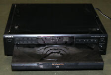 New listing Sony Cdp-Ce215 5-Disc Cd Player!