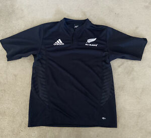 New Zealand All Black Adidas Large Rugby Union Jersey