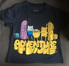 ADVENTURE TIME CROPPED TOP