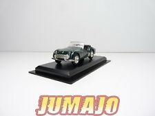 AME39 VOITURE 1/43 AMERCOM : Triumph TR3 Roadster - 1955