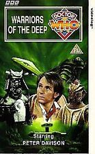 Deleted Title Doctor Who (1963 TV series) PAL VHS Films
