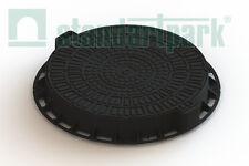 Standartpark - Plastic Manhole Cover logo version - Holds 10 tons!