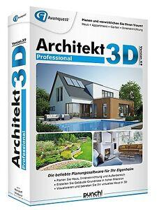 Architekt 3D X9 Professional Download (Key)