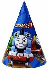 Thomas und seine Freunde - Partyhüte 6 Stk.