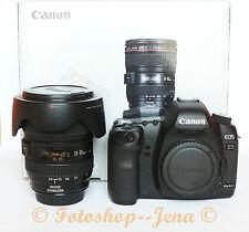 @ Canon EOS 5D Mark II+Canon EF 24-105 4 L IS USM 20223 Klicks OVP *Händler* @