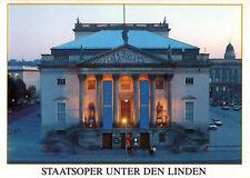Berlin-Mitte  -  Deutsche Staatsoper Unter den Linden