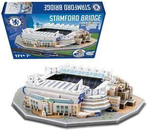Chelsea Stamford Bridge Stadium 3D Puzzle Football Club FC Jigsaw Model