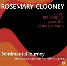 Sentimental Journey: The Girl Singer and Her New Big Band by Rosemary Clooney...