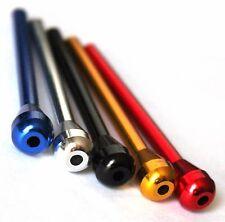 5 x Metal Snuff Sniffer Snorter Nasal Straw Tube Snuffer Nazal Bullet Mixed